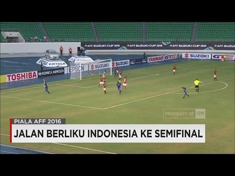 Preview Indonesia Vs Vietnam, Semifinal Leg 1 Piala AFF 2016