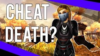 CHEAT DEATH? (Rogue BG) - (Assassination Rogue PvP) Warlords of Draenor 6.1