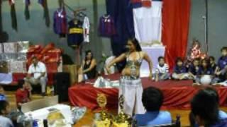 Club Atletico Palermo - Fiesta del Club - Show de Danza Arabe