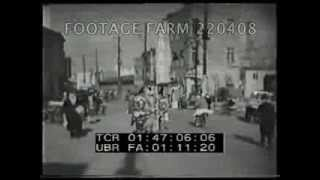 1930s A Day in the Life of Tokyo Pt1/2  220408-09 | Footage Farm