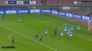 اهداف مباراة  مانشيستر سيتي  و  نابولي   | Napoli - Manchester City 2-4