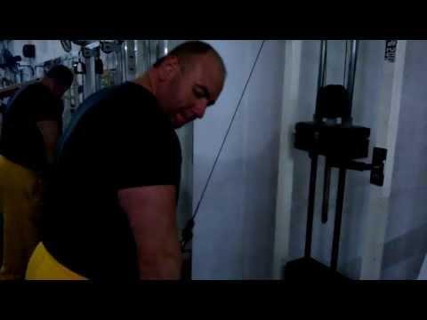 Marcelo Migliore - Jalones triceps con soga suriado