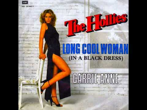 The Hollies - Long Cool Woman - (In a Black Dress) - REMASTERED