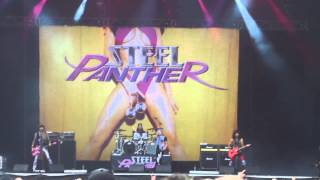 Heavy MTL Steel Panther Eyes Of A Panther