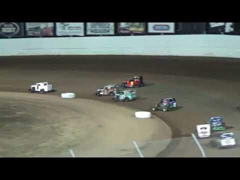 Grays Harbor Raceway, August 26, 2017, PHRA Dwarf Cars A-Main