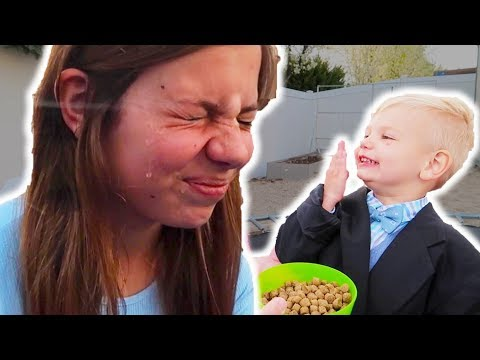 BOSS BABY Makes FAMILY do CRAZY THINGS! 👶