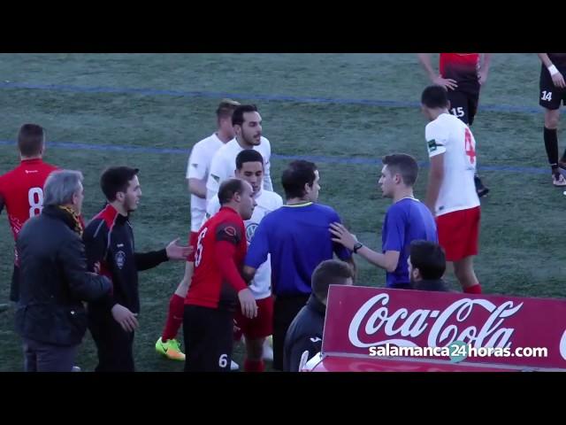 Resumen Santa Marta 3-2 Béjar