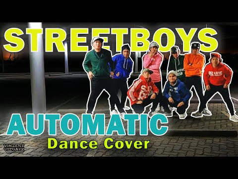 #streetboys #90sdancers  STREETBOYS DANCE AUTOMATIC (Utada Hikaru) | UNDECIDED