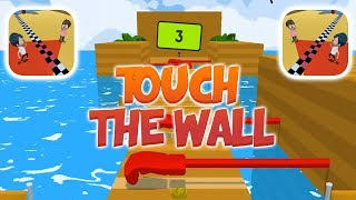 Touch The Wall - Gameplay - First Levels 1 - 15 (iOS - Android)
