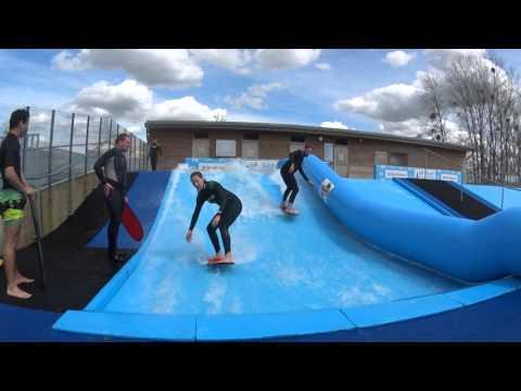 2016.04.14 Surfing Cergy-Pontoise - Vague a Surf (Base de Loisirs) - Day 78