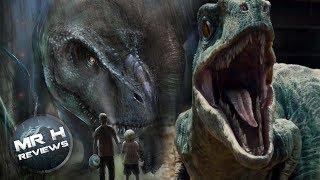 Jurassic World 2 UPDATE - Spanish Horror Movie With Dinosaurs