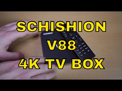 SCISHION V88 4K TV Box