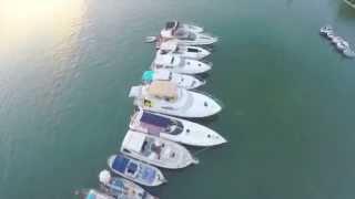 Seenachtsfest Konstanz | Sea Ray 280 Sundeck | 350 Mag | Luftaufnahmen Konstanz