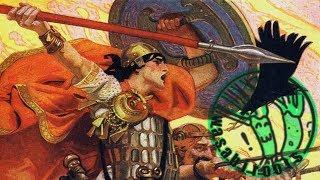 Gae Bolg, Spear of Cú Chulainn. Legendary Magical Weapon #8