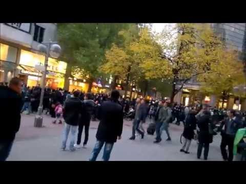 Invasion: Ashura March with Black Flags of Jihad