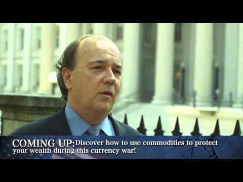 Jim Rickards: Currency Wars and Gold