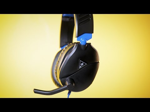 £30 Gaming Headset! Turtle Beach Recon 70 Review