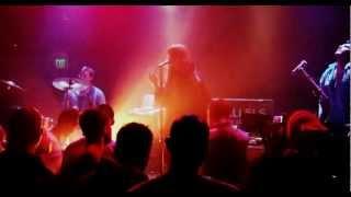 Popscene SF | Parallels - Dry Blood [live, 8.6.2012]
