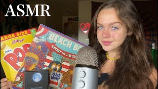 ASMR Tapping & Tracing on Items