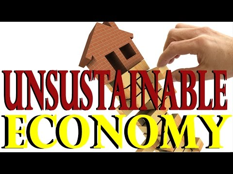 3 REASONS ECONOMY IS UNSUSTAINABLE | Morten Strange