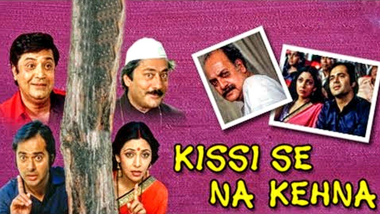 Download Kissi Se Na Kehna (1983) Full Hindi Movie | Farooq Sheikh, Deepti Naval, Utpal Dutt