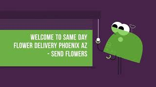 Call 623-377-9585 For Flower Delivery in Phoenix AZ | Fast, Easy & Affordable