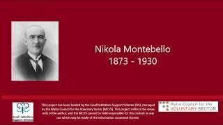 Reġina tad Desert - Nikola Montebello