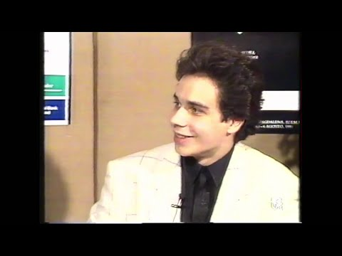 Claudio Martínez-Mehner, piano: Prokofiev Piano Concerto 3 (I,II, incomplete) & Interview 1990