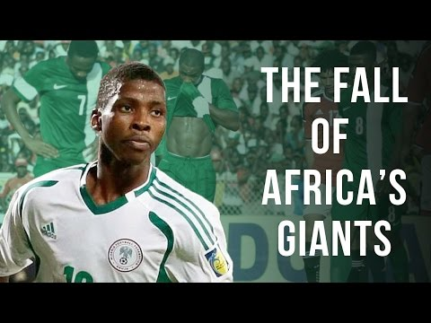 The Fall of Africa's Footballing Giants | AFCON 2017
