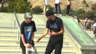 SKATEBOARD LESSONS   LANDING TREFLIPS(http://www.brailleskateboarding.com/shop CLICK ABOVE TO GET THE MOST DETAILED HOW TO VIDEOS EVER MADE! SKATEBOARDING MADE SIMPLE!, 2015-06-15T17:00:04.000Z)