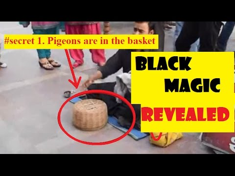 Indian Magic Revealed (Don't misuse it) Part 1