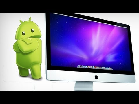 Install Android Apps On Your MAC [2013]