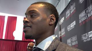 "Errol Spence Jr. Claps Back At Tim Bradly ""I Dont Move My Head?"" Talks Mikey Garcia Faceoff"