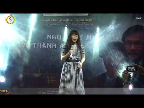 Niệm Khúc Cuối - Thể hiện: Vũ Thanh Vân (Nhạc hội số 55)