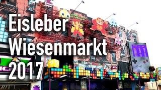 Eisleber Wiesenmarkt in der Lutherstadt Eisleben (2017)