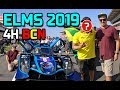ELMS 2019 Barcelona 🏁 Conozco a piloto ex F1 !!!!