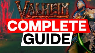 Valheim Complete Guide All Bosses Locations All Materials