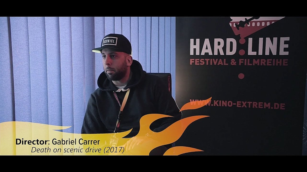 HARD:LINE Film Festival 2017 / Death on Scenic Drive - Interview
