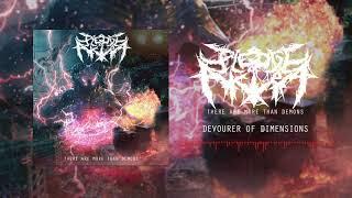 Pledge Of Akira - Devourer of Dimensions Technical Brutal Deathcore/Death metal