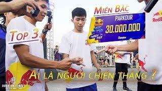 """[B2F] Final Parkour - Đấu trường Red Bull Viet Nam """"Húc Tung Thách Thức"""" tại Hà Nội Tập 3 - 2019"""