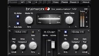 uad bx saturator v2 plug in trailer by brainworx
