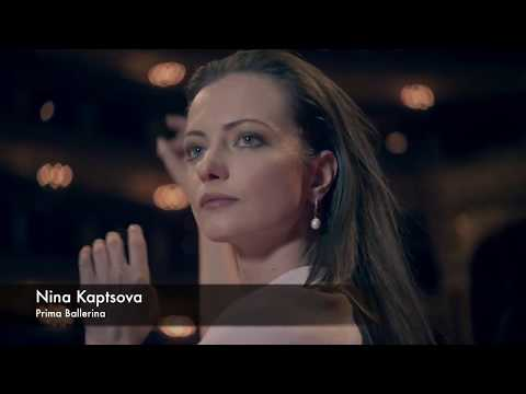 Video Edited for Nina Kaptsova, Yearn for Carefree Clouds