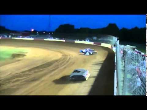 Albany Motor Speedway 6-13-15 Hobby Heat Race 3