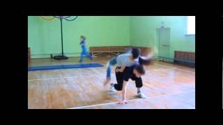 ВАНЯ и ДАША - мини танец ))