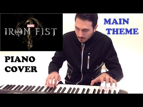 Iron Fist Ost - Main Theme (Piano Cover)
