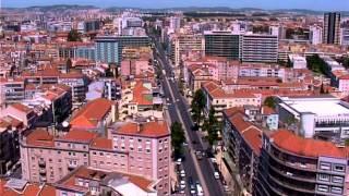 Video di Lisbona, Portogallo. Film dei giri in Portogallo. Parlato in Italiano. Parte 1 di 6.
