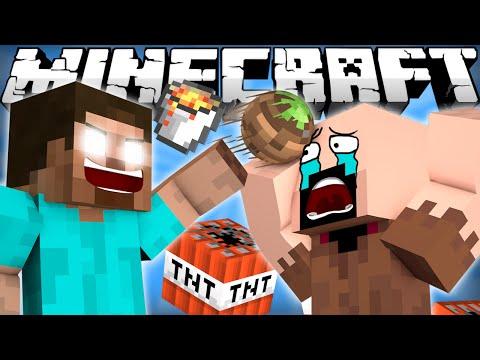 Why Notch Hates Herobrine - Minecraft