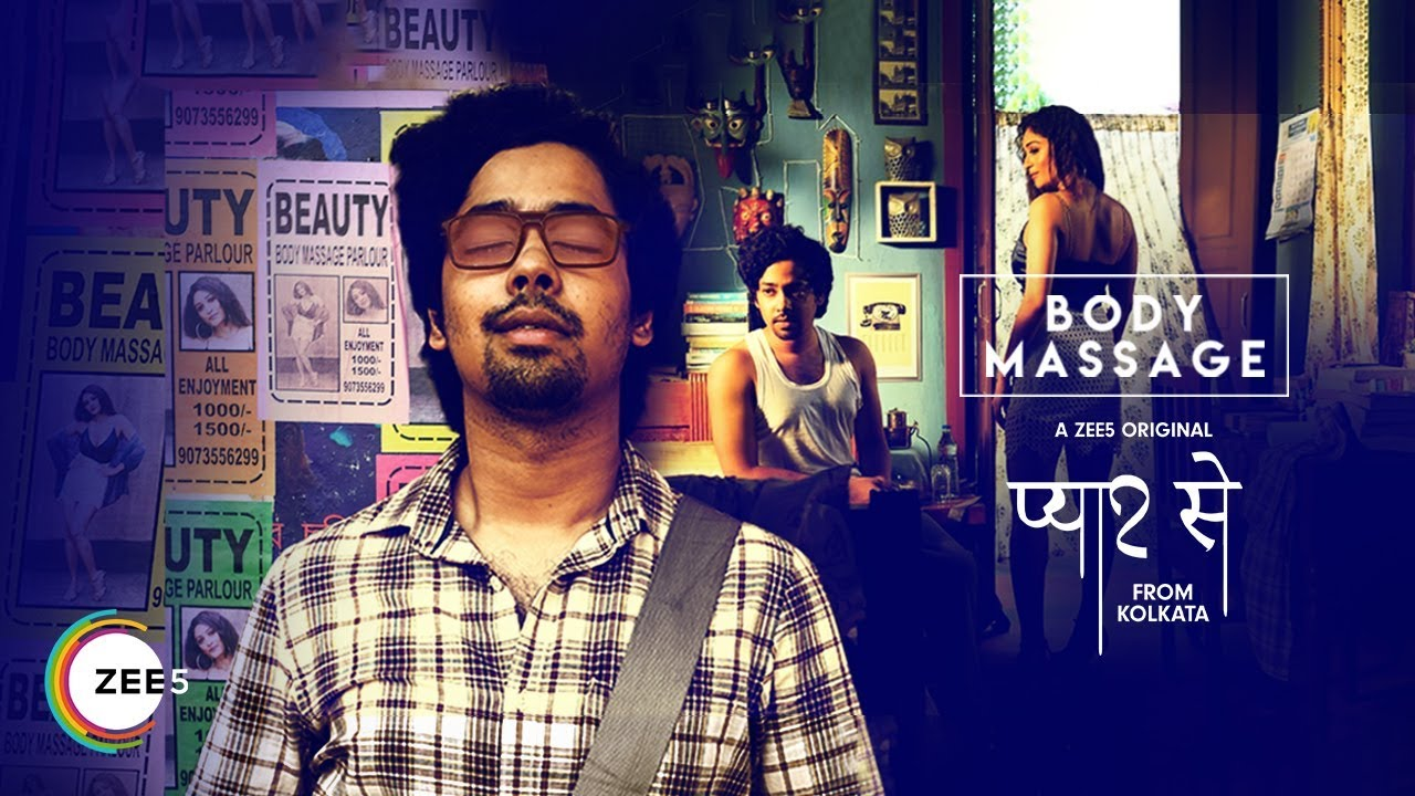 18+ Body Massage (2019) Hindi ZEE5 Web Series 720p WEB DL x264 250MB