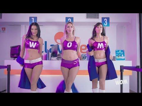 Las chicas 123 de Entel reaparecen en comercial de Wom
