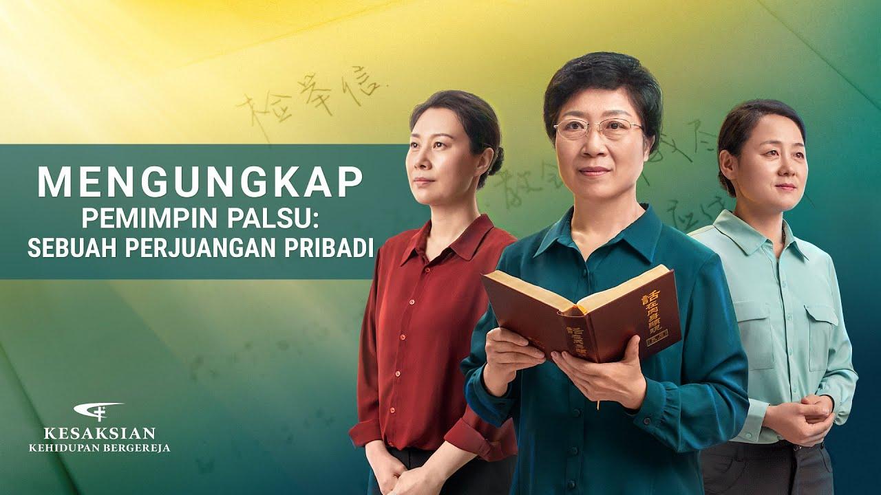 """Download Kesaksian Rohani Kristen 2021 - """"Mengungkap Pemimpin Palsu: Sebuah Perjuangan Pribadi"""""""